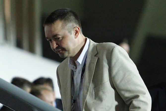 Анатолий Капский считает Виктора Гончаренко своим младшим братом