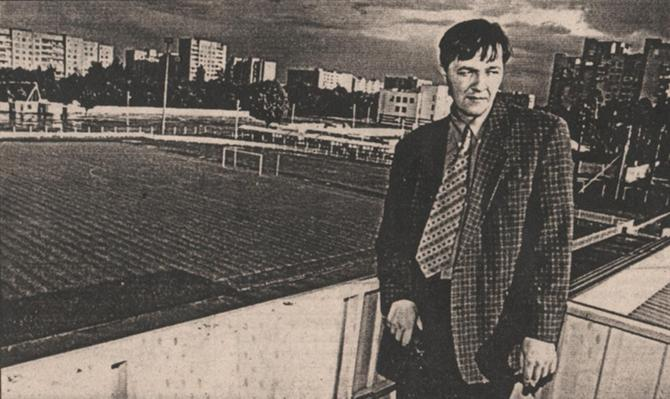 Анатолий Капский всегда отличался красноречием