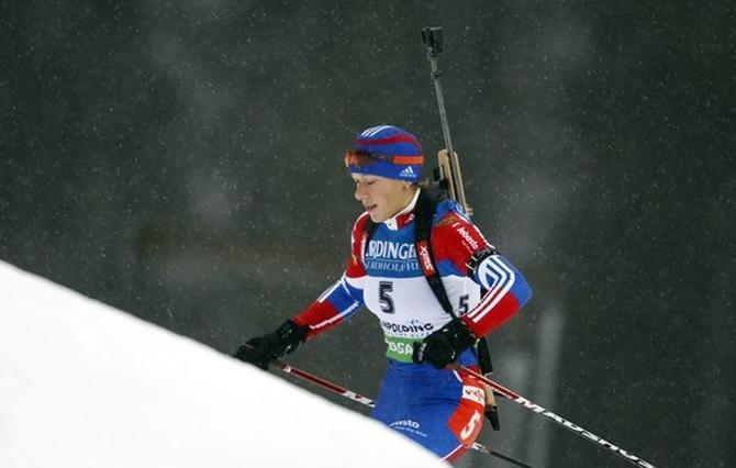 Ольга Зайцева подарила россиянам первый серьезный успех в сезоне