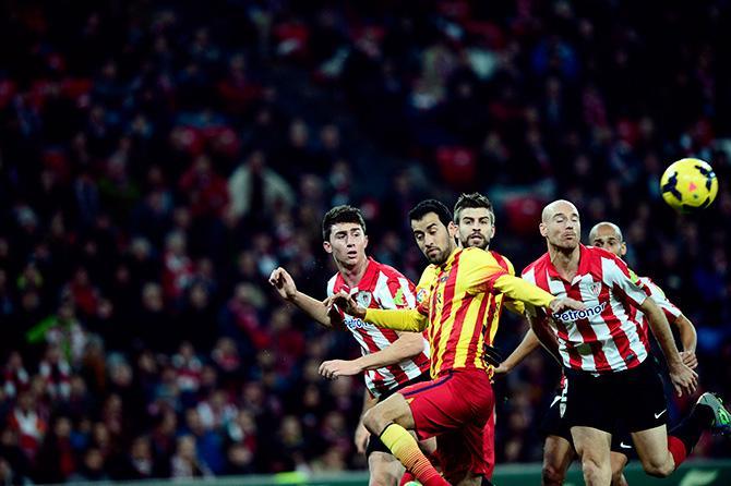 «Барселона» второй матч подряд проигрывает по делу