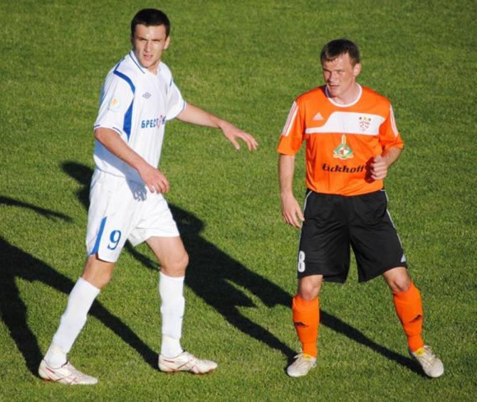 Иван Денисевич узнает, что такое футбол в Солигорске в День шахтера.