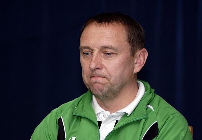 Олег Кубарев иронизирует, но в преддверии матча с