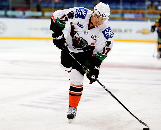 Ладислав Надь едет в Минск показывать свой лучший хоккей.