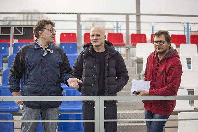 Андрей Лаврик не считает, что пишущие о футболе журналисты должны уметь в него играть