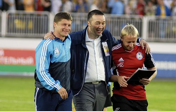 Анатолий Капский не верит, что Лига чемпионов вызовет в Беларуси футбольный бум