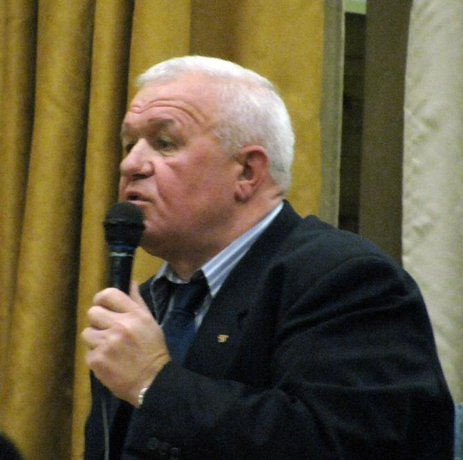 Олег Евстратов желает всех благ нынешнему руководителю «Гомеля»