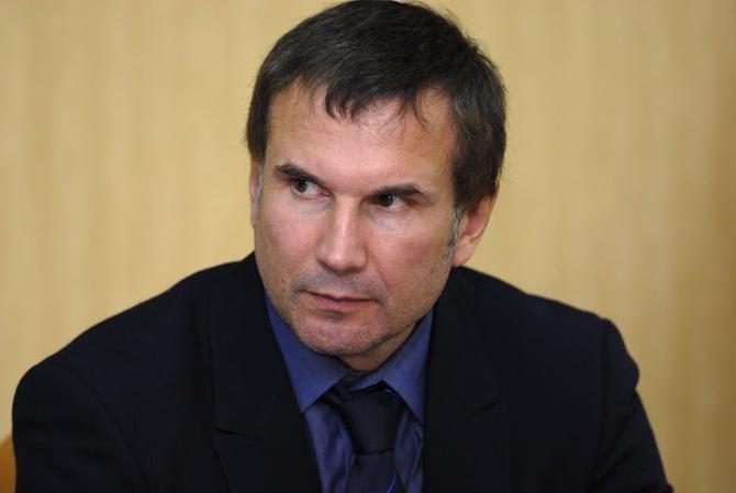 На совещании Игорю Матушкину пришлось несладко -- предложение федерации в пользу
