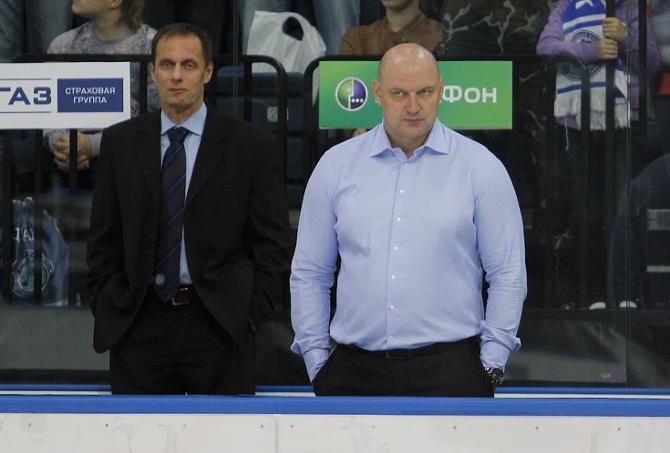 Тренерский штаб «Динамо» поставлен в условия, когда нужно не просто руководить командой