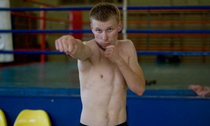 Сергей Гулякевич разомнется перед Виталием Тайбертом на турнире в Минске.