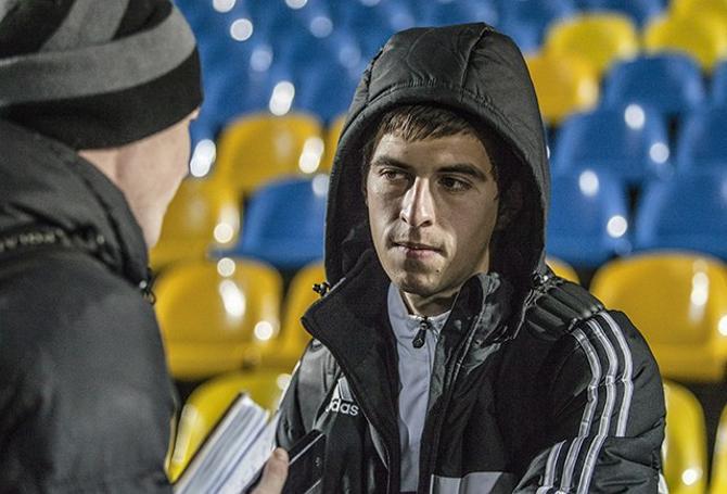 Алексея Риоса не удивил коэффициент букмекеров на победу «Шахтера»