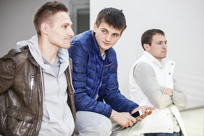 Станислав Драгун в курсе дел в чемпионате Беларуси