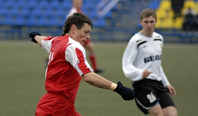 Юрий Мархель вновь в большом футболе