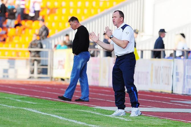 Олег Дулуб уверен, что уже готов к самостоятельной работе