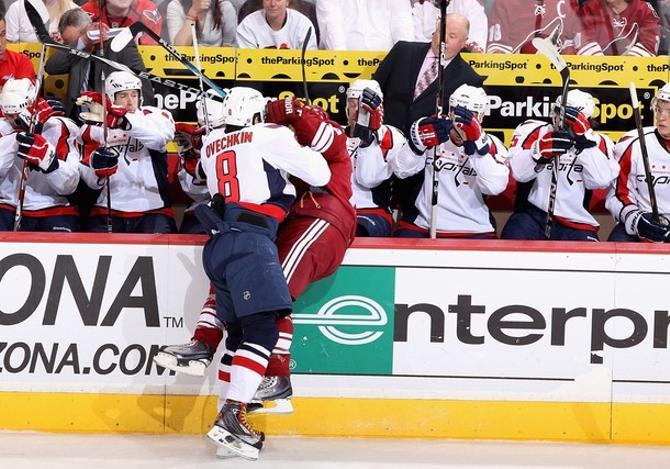 «Вашингтон» – самая переоцениваемая команда по мнению игроков НХЛ