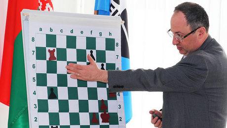 Лучший из шахматистов, когда-либо рожденных в Беларуси, приехал в Минск впервые за 20 лет. Он выигрывал Кубок мира