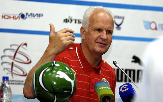 Идеал, считает Бернд Штанге, — это победа при красивой игре