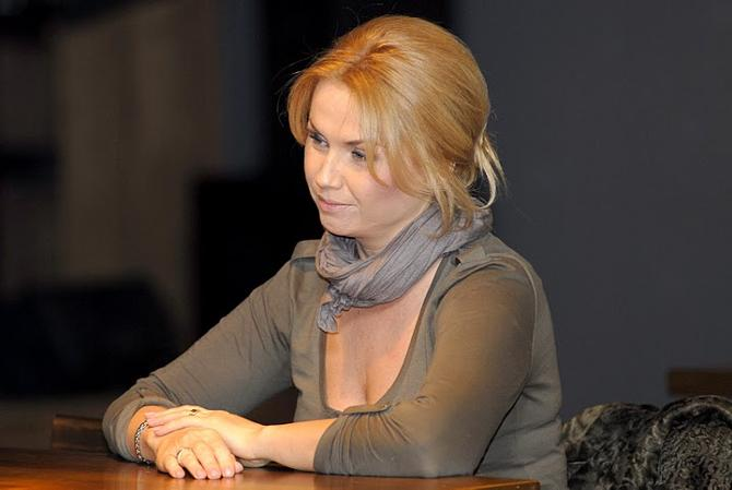 Инне Афанасьевой кажется, что Михаил Захаров родился в коньках.