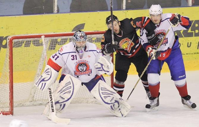 Леонид Гришукевич стал героем двух последних матчей