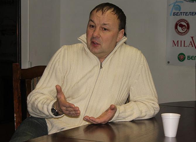 Михаил Захаров уверен, что будущее