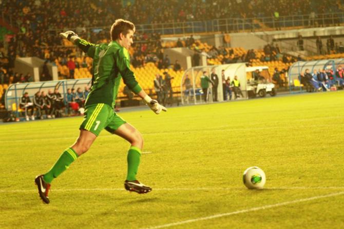Владислав Василючек — первый номер нынешнего состава молодежной сборной и, кажется, следующего
