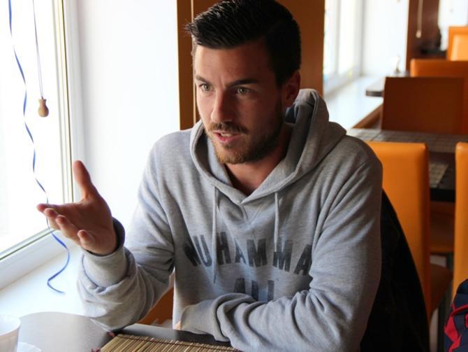 Родители отговаривали Хосе Миньяно ехать в Беларусь