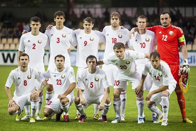 Белорусы засобирались выходить на чемпионат Европы