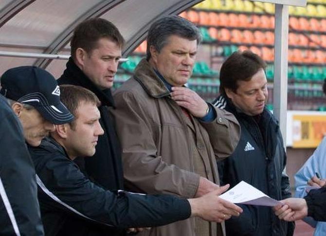 Святослав Лис и Олег Радушко и на этом фото вместе