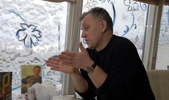 Сергей Новиков болеет не за команды, а за людей