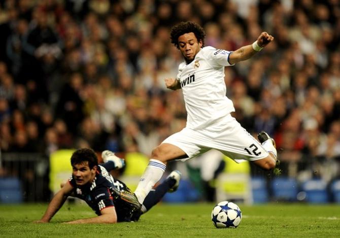 Марсело забил гол