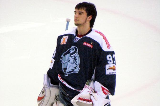 Ян Шелепнев променял нападение на ворота и не жалеет