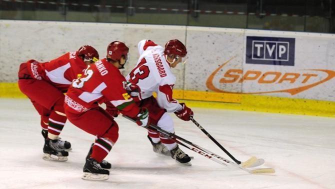 В матче против датчан белорусы сами создали себе проблемы.