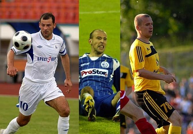 От Романа Василюка, Олега Страхановича и Николая Рындюка все ожидали более результативной игры.