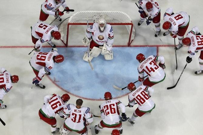 Перед чемпионатом мира сборной Беларуси была поставлена задача