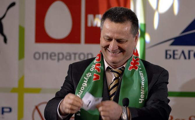 Виталий Столбицкий не снял  со своей команды задачи финишировать в первой пятерке