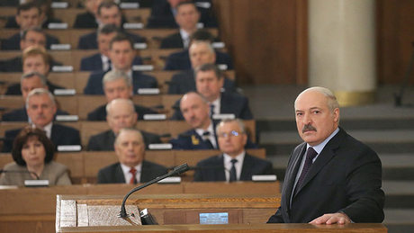«Это позорище!» Лукашенко снова в пух и прах разнес белорусский спорт