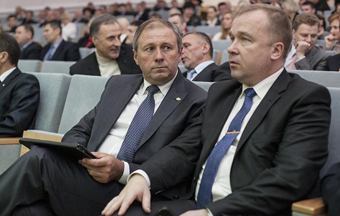 По мнению Сергея Румаса, посещаемость чемпионата повысится после открытия борисовского стадиона