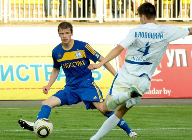 Павел Нехайчик отметился дублем сразу после того, как Виктор Гончаренко вновь запретил ему общаться с прессой.