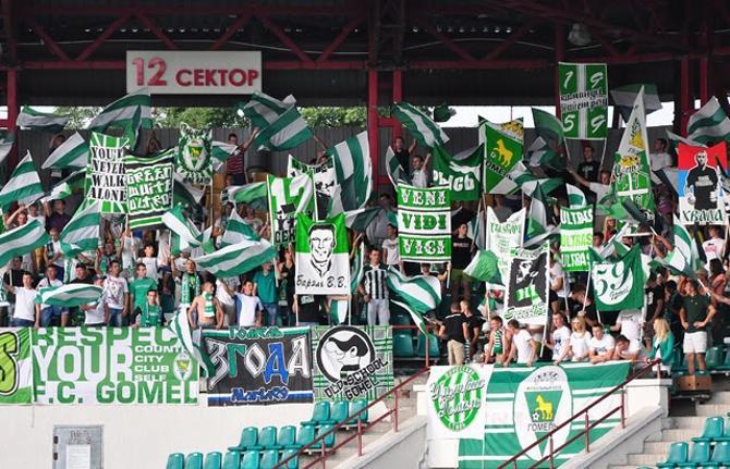Игра «Гомеля» в матче с БАТЭ изменила представление болельщиков о белорусском футболе.
