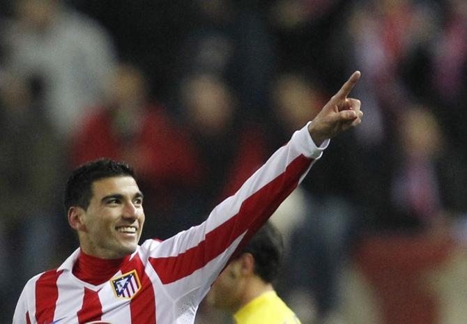 Хосе Антонио Рейес забил в ворота