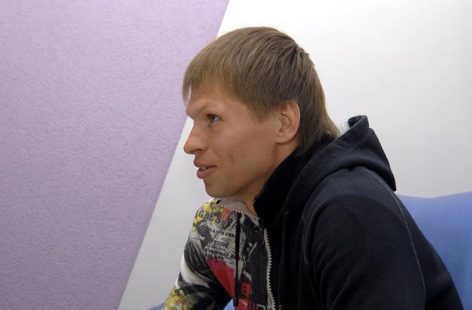 Виталий Леденев хранит исключительно теплые воспоминания о минском «Динамо»
