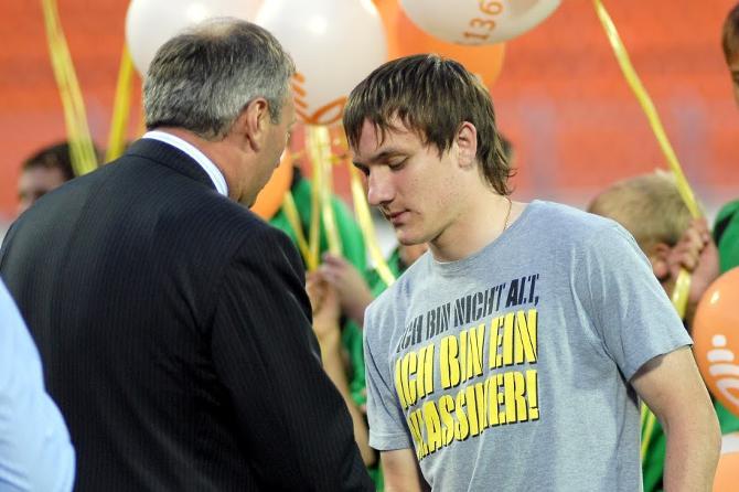 Михаил Гордейчук настроен резко отрицательно по отношению к двухэтапному чемпионату.