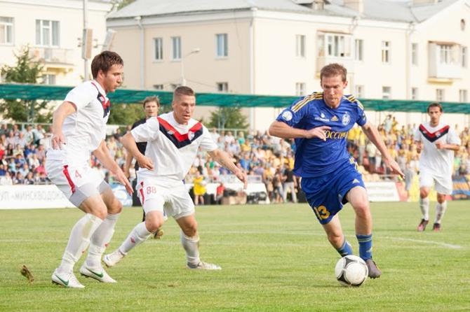 Борисовский БАТЭ контролирует мяч куда лучше «Ювентуса» и «Реала»