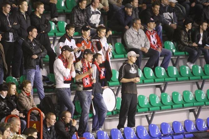 В Гродно держатся за своих болельщиков