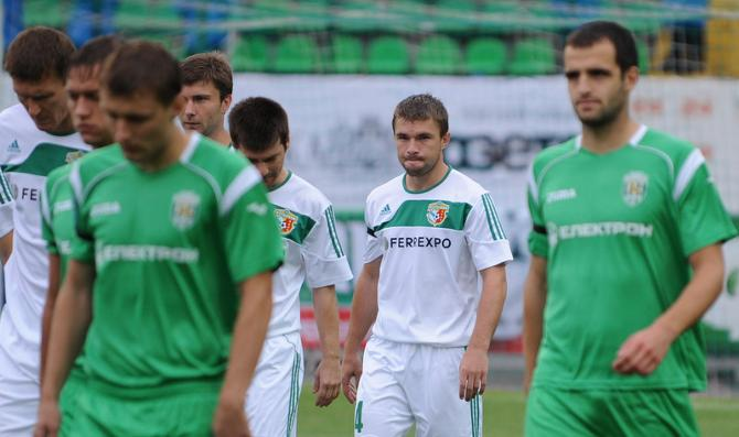 Дмитрий Осипенко отметился голевой передачей в матче с