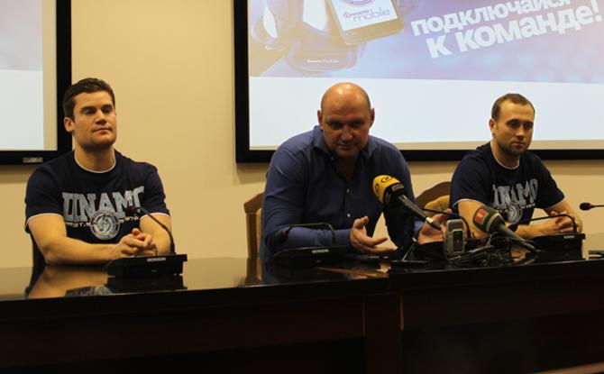 Александр Андриевский верит, что «Динамо» способно пробиться в плей-офф