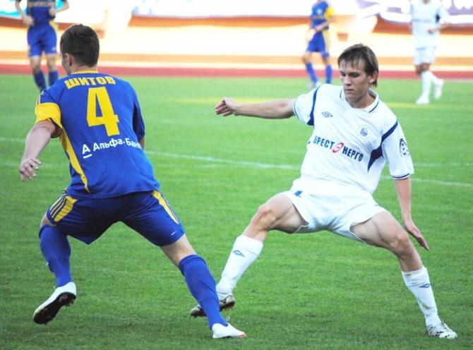 Со второй попытки Виталий Кибук попал в столичное