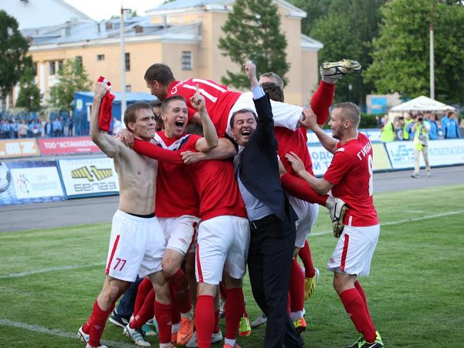 Вадим Скрипченко дважды выводил минчан в финал Кубка страны