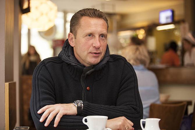 Павел Кучеров обещает болеть за «Нафтан»