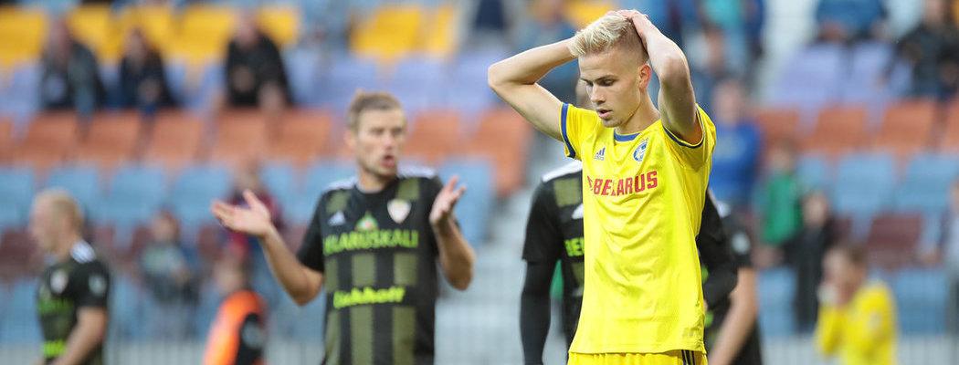 Лучший матч чемпионата Беларуси, который закончился со счетом 0:0