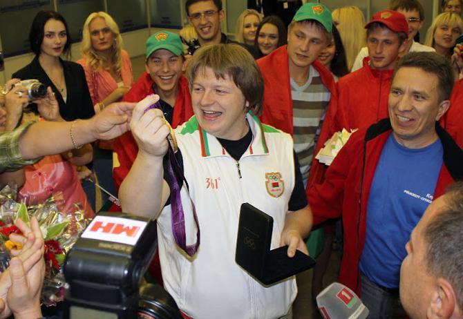 Надежда Остапчук считает, что в Беларуси спортсменам живется непросто